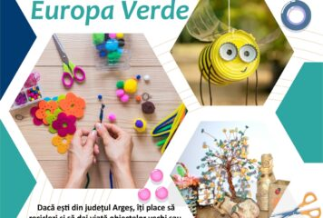 Concurs Europe Direct Argeș: Europa Verde