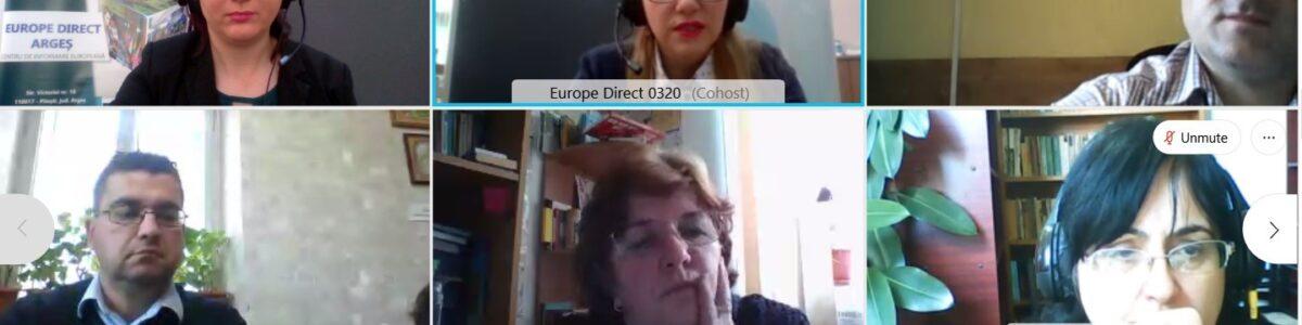 Instrumente utile în comunicarea europeană