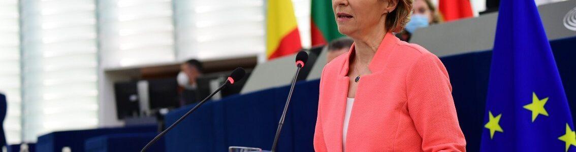 Despre discursul privind starea Uniunii – 2021