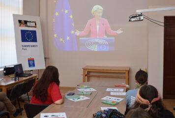 Starea Uniunii 2021 la Europe Direct Argeș